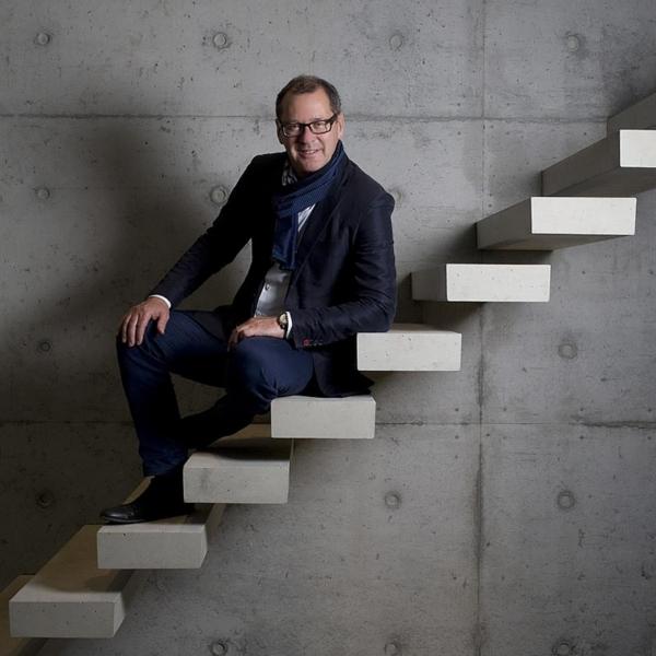 Joost van der Sande - architect